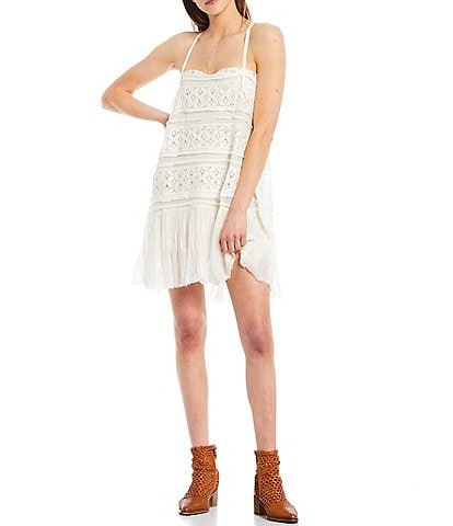 Free People Shailee Slip Dress