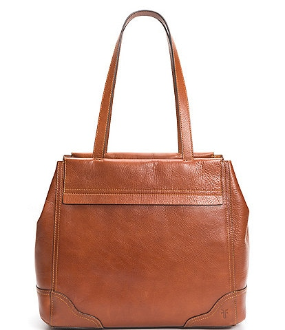 Frye Charlie Carryall Leather Tote Bag