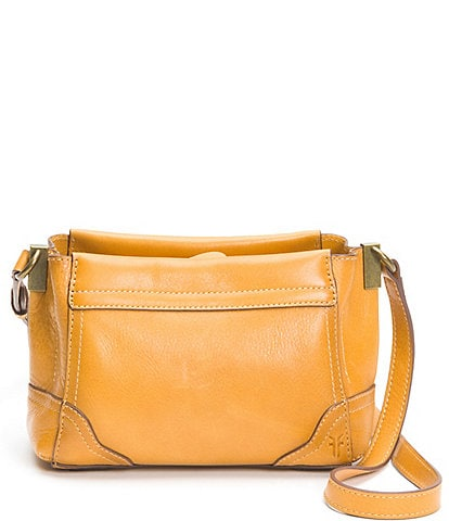 Frye Charlie Small Leather Crossbody Bag