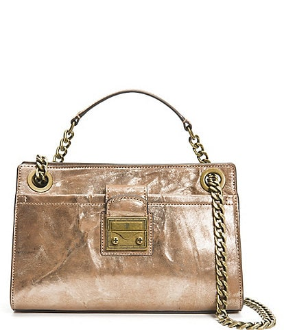 Frye Ella Double Handle Crossbody Bag