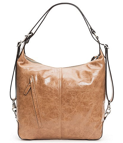 Frye Gia Convertible Hobo Backpack