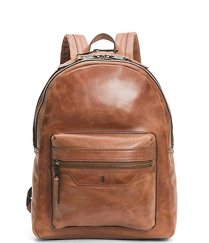 Frye Holden Leather Backpack
