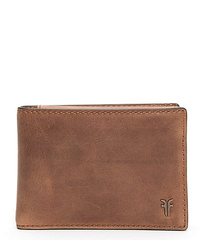 Frye Holden Passcase Leather Wallet