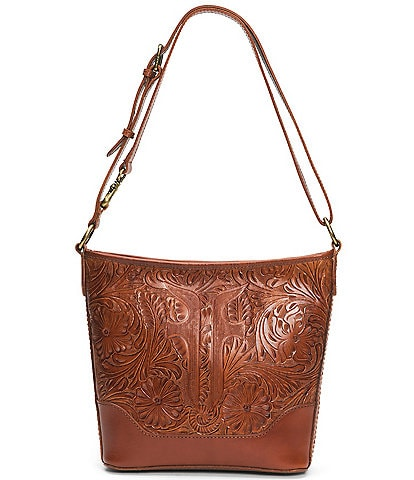 Frye Melissa Artisan Small Hobo Crossbody Bag