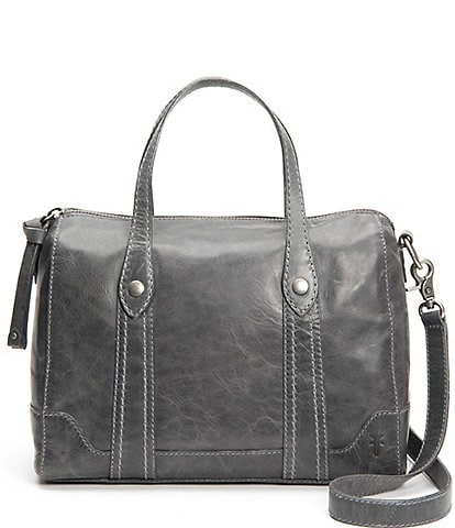 Frye Melissa Double Handle Satchel Bag
