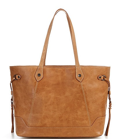 Frye Melissa Leather Large Carryall Bag