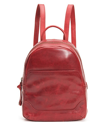 Frye Melissa Italian Leather Medium Backpack