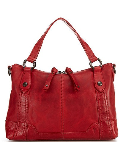 Frye Melissa Medium Leather Crossbody Bag