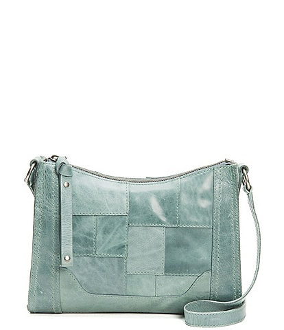 Frye Melissa Patchwork Leather Crossbody Bag
