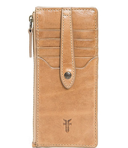 Frye Melissa Snap Card Wallet