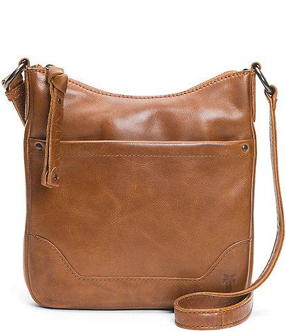 Frye Melissa Swing Italian Leather Crossbody Bag