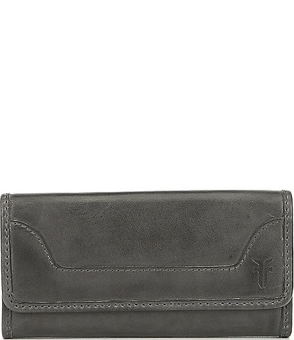 Frye Melissa Trifold Antique Leather Wallet