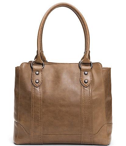 Frye Melissa Washed Leather Tote Bag