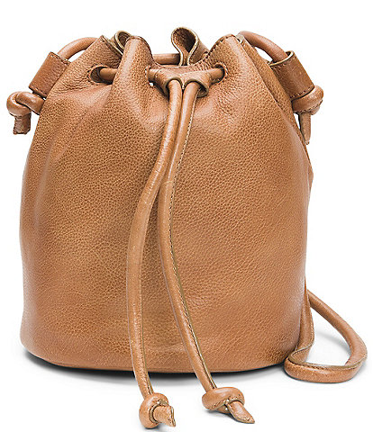 Frye Nora Knotted Bucket Bag