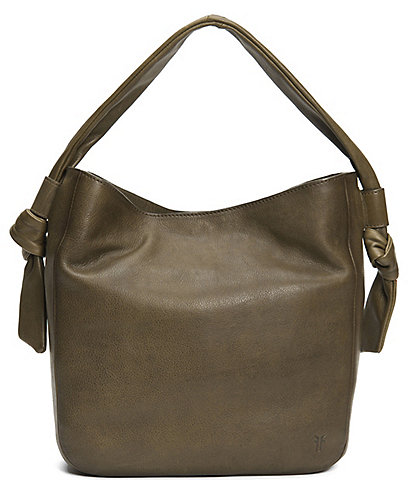 Frye Nora Knotted Hobo Bag