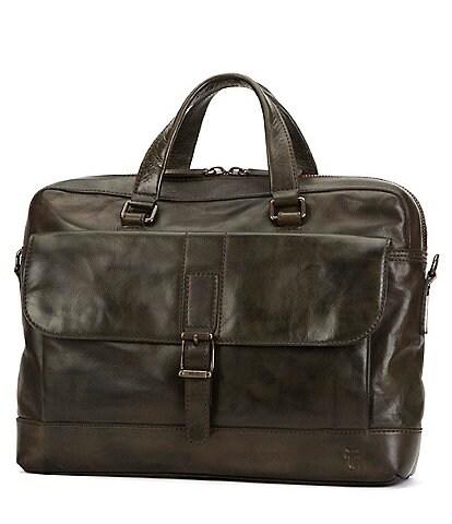 Frye Oliver 2-Handle Briefcase Bag