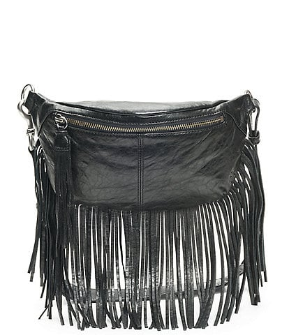 Frye Sacha Fringe Belt Bag