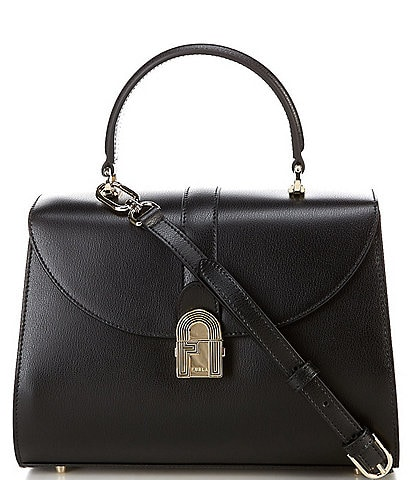 Furla 1927 Opera Top Handle Satchel Bag