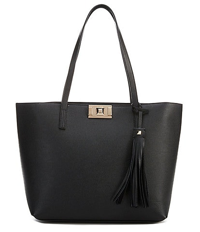 Furla Mimi Large Pebbled Leather Tote Bag