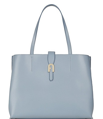 Furla Sofia Large Leather Tote Bag