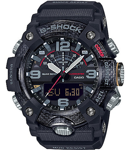 G-Shock Ana-Digi Black Resin Watch