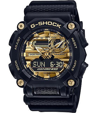 G-Shock Shock Resistant Resin Strap Watch