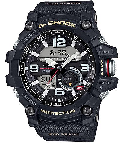 G-Shock Black Ana-Digi Watch