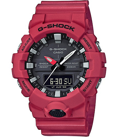 G-Shock Ana/Digi Resin-Strap Watch