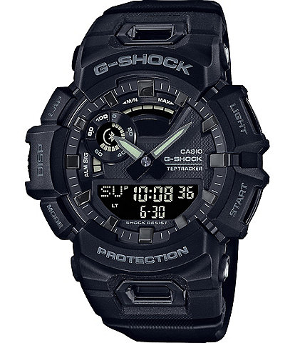G-Shock Black Ana Digi Shock Resistant Bracelet Watch