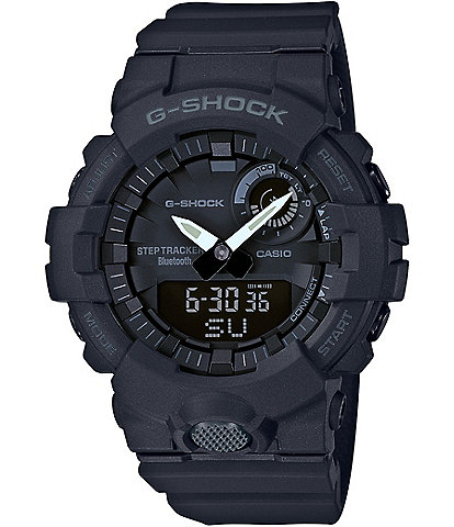 G-Shock Black Mid Size Ana Digi Watch