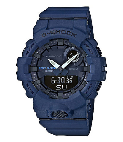 G-Shock Blue Mid Size Ana Digi Watch