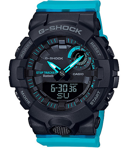 G-Shock Blue Resin Digital Watch