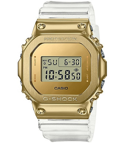 G-Shock Digital Clear Shock Resistant Watch