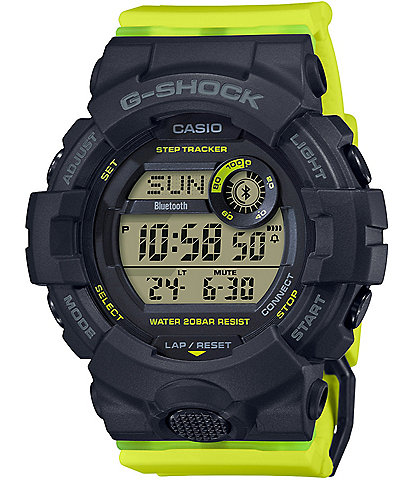 G-Shock Digital Lime Green Shock Resistant Watch