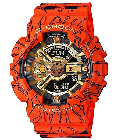 G-Shock Dragon Ball Z Collaboration Ana Digi Watch