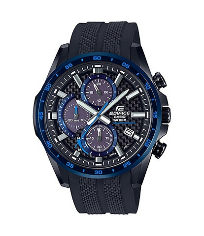 G-Shock Edifice Solar Powered Multifunction Watch