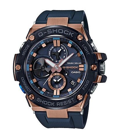 G-Shock G-Steel Analog Shock Resistant Watch
