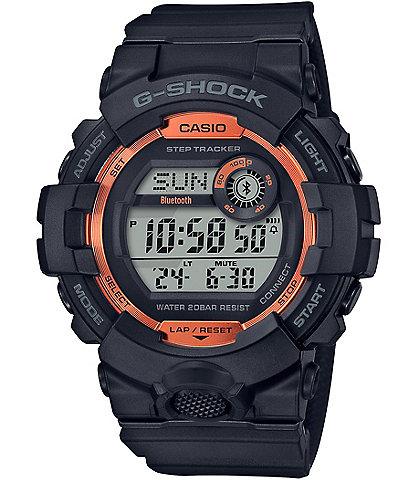 G-Shock GBD800SF-1 Black Shock Resistant Watch
