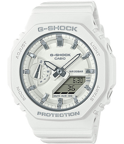 G-Shock Ladies S Series White Resin Strap Limited Edition Watch