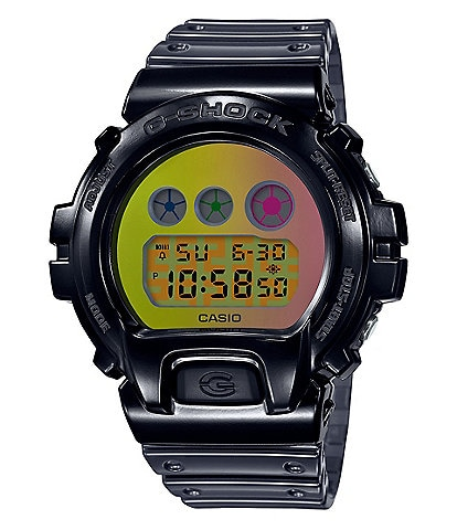 G-Shock Limited Edition DW6900SP-1 Digital Black Shock Resistant Watch