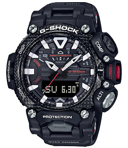 G-Shock Master of G GRAVITYMASTER GRB200 Black Resin Watch