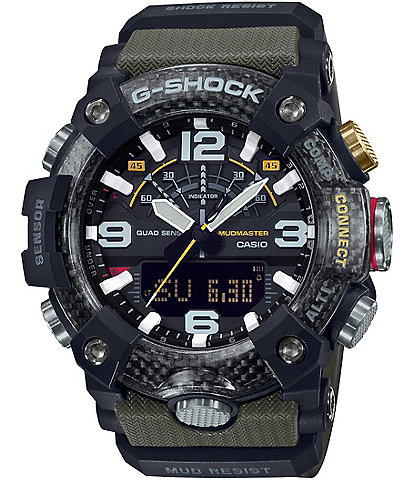 G-Shock Mudmaster Ana-Digi Watch