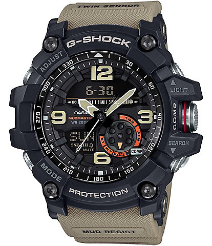 G-Shock Mudmaster Non-Atomic Multifunction Watch