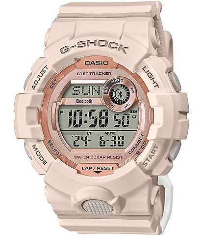 G-Shock Rose Gold Digital Shock Resistant Watch