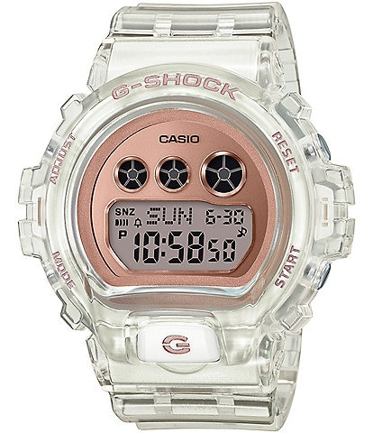 G-Shock S-Series Digital Skeleton Shock Resistant Watch