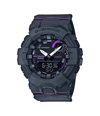 G-shock Step Tracker Analog-Digital Shock Resistant Watch