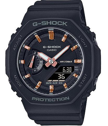 G-Shock Women's Analog Buckle Closure Watch