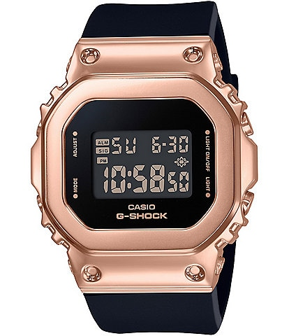 G-Shock Women's Rose Gold Shock Resistant Watch