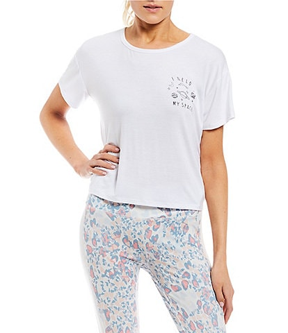 GB Active #double;I Need My Space#double; Graphic Tee