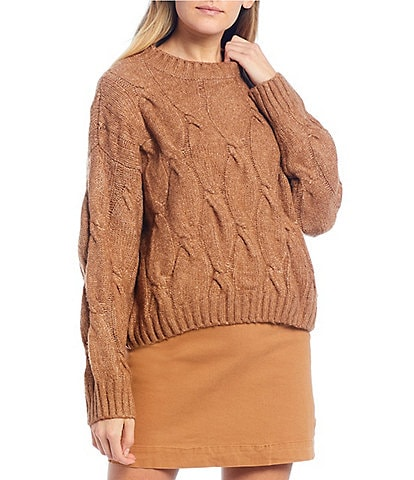 GB Cable Knit Sweater